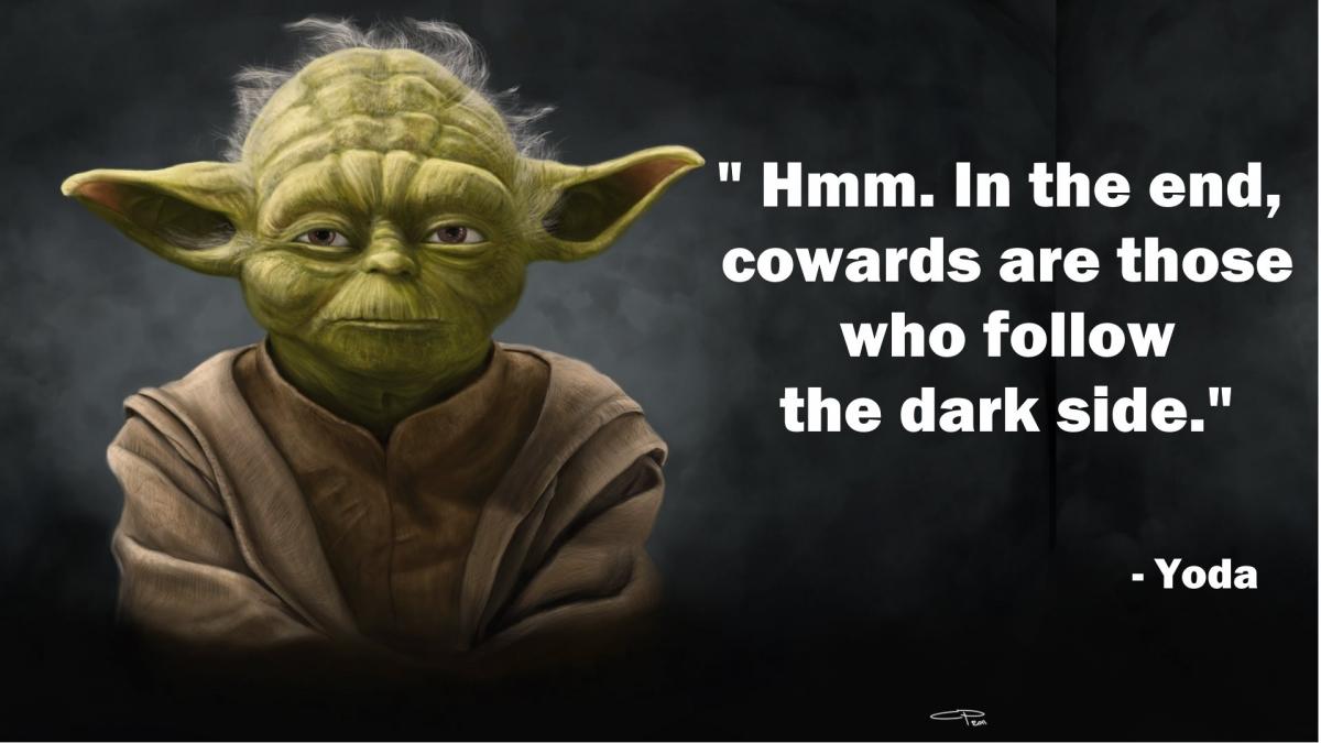 Q2 Yoda Quotes